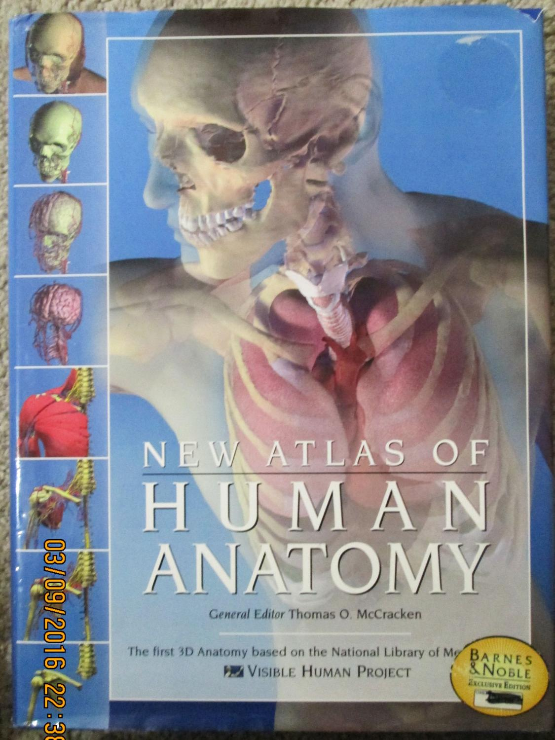 Atlas of Human Anatomy - AbeBooks
