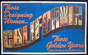 THOSE DESIGNING WOMEN.THOSE GOLDEN YEARS, 1935 TO 1955 - THE LOS ANGELES FASHION GROUP: Fashion ...