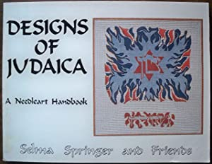 DESIGNS OF JUDAICA: A NEEDLEART HANDBOOK