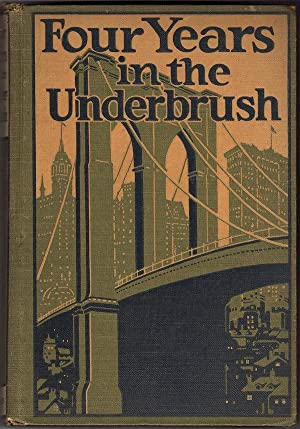 FOUR YEARS IN THE UNDERBRUSH: ADVENTURES AS A WORKING WOMAN IN NEW YORK: Anonymous