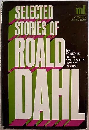 SELECTED STORIES OF ROALD DAHL: Dahl, Roald