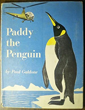 PADDY THE PENGUIN