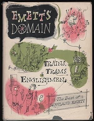 EMETT'S DOMAIN: TRAINS, TRAMS, & ENGLISHMEN; THE: Emett, Rowland
