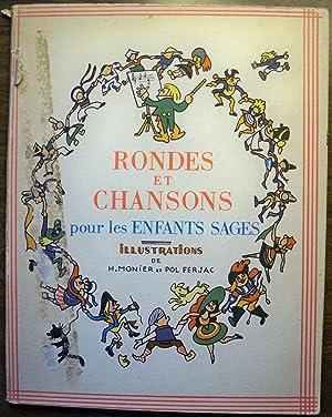 RONDES ET CHANSONS POUR LES ENFANTS SAGES (LA COLLECTION POUR LES ENFANTS SAGES): Gremilly, L. ...