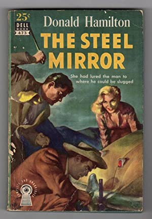 THE STEEL MIRROR (DELL MAPBACK, 473)