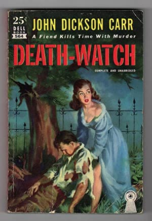 DEATH-WATCH (DELL MAPBACK, 564)