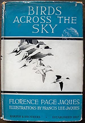 BIRDS ACROSS THE SKY: Jaques, Florence Page