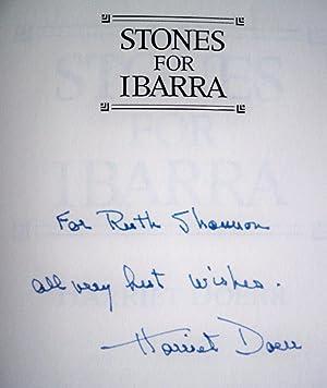 STONES FOR IBARRA: Doerr, Harriet