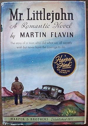 MR. LITTLEJOHN: Flavin, Martin