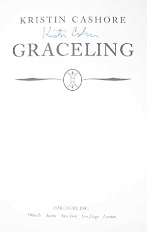 Graceling [signed first edition]: Kristin Cashore