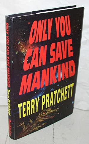 Only You Can Save Mankind: Terry Pratchett