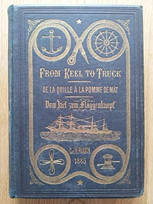 """From Keel to Truck"""" a Marine Dictionary: H. Paasch"""