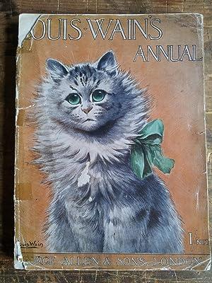 Louis Wain's Annual 1909-10: Louis Wain