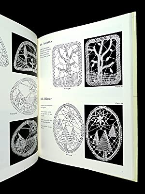 100 New Bobbin Lace Patterns.: Yusai Fukuyama: