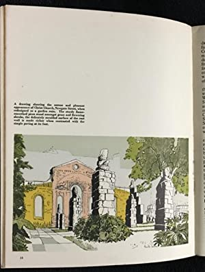 Bombed Churches as War Memorials.: Chapters contributed by Hugh Casson, Brenda Colvin, and Jacques ...