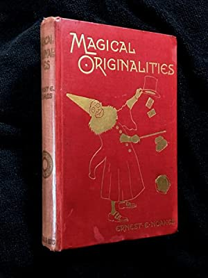 Magical Originalities: A chat on practical magic.