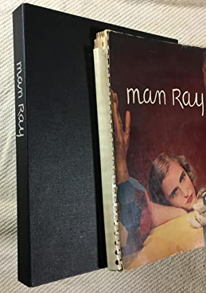 Man Ray: Photographs 1920-1934 Paris; Photographies 1920-1934 Paris. [Conserved in custom Solande...
