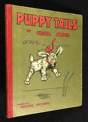 Puppy Tails.: Cecil Aldin, illustrated