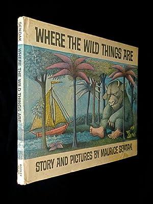 Where the Wild Things Are.: Sendak, Maurice (story