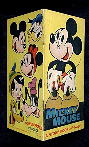 Mickey Mouse: A Story Book with Transfers.: By permission Walt