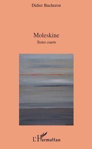 Moleskine - textes courts