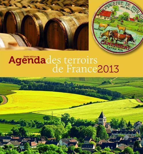 agenda des terroirs de France 2013 - Collectif