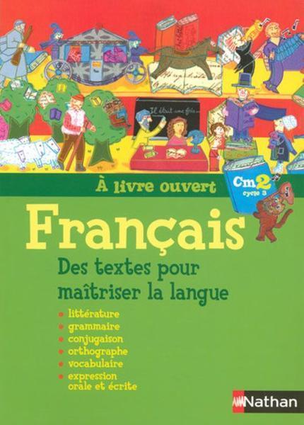 A Livre Ouvert A Livre Ouvert Francais