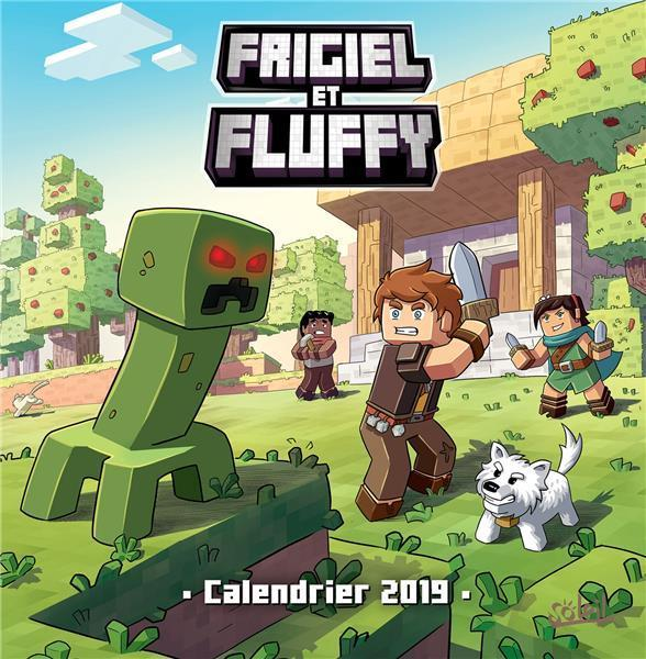 Frigiel Et Fluffy Calendrier Edition 2019