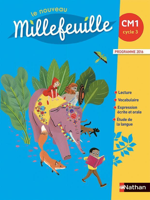 Francais Cm1 Livre De L Eleve Edition 2016 Par