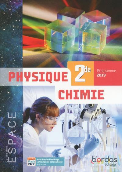 E S P A C E Lycee Physique Chimie 2de