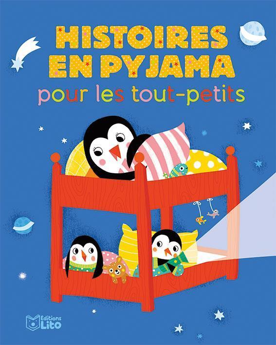 histoires en pyjama pour les tout-petits - Collectif