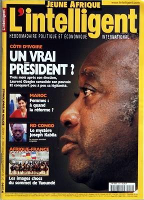 INTELLIGENT JEUNE AFRIQUE (L') N° 2090 DU