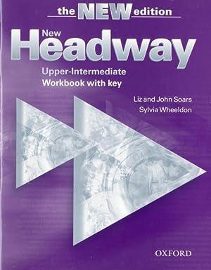 new headway upper-intermediate workbook with key: Soars, Liz-Soars, John-Wheeldon,