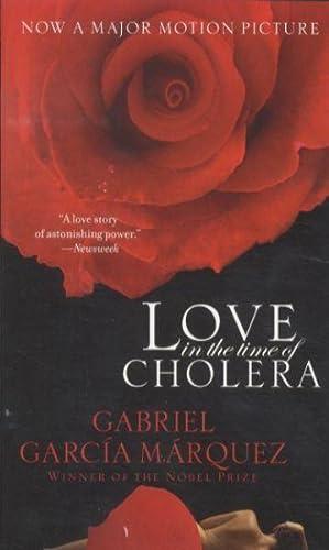 LOVE IN THE TIME OF CHOLERA: GARCIA MARQUEZ, GABRIEL