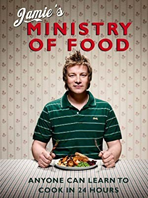 THE MINISTRY OF FOOD - ANYONE CAN LEARN TO COOK IN 24 HOURS