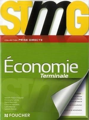 Prise Directe - Economie - Terminale Stmg: Mancardi, C