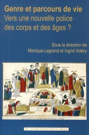 Genre Et Parcours De Vie : Vers: Legrand Monique, Vo