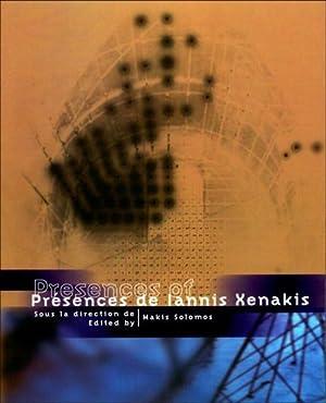 présences de Iannis Xenakis: Solomos, Makis