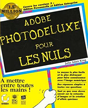 Adobe PhotoDeluxe pour les nuls