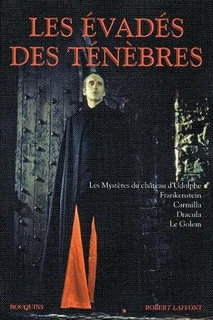 les évadés des ténèbres - les mystères du château d'...