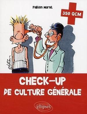 Check-up de culture générale: Collectif