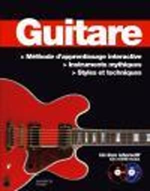 guitare - méthode d'apprentissage interactive - instruments: Collectif