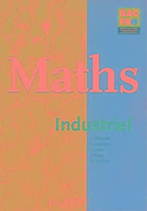Maths, industriel