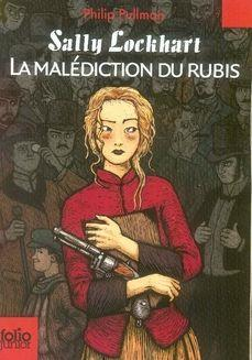 sally lockhart - la malédiction du rubis