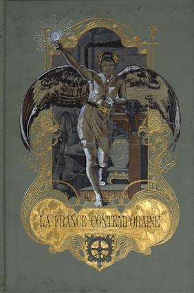 La France contemporaine, album illustré, biographique (publication: La France contemporaine