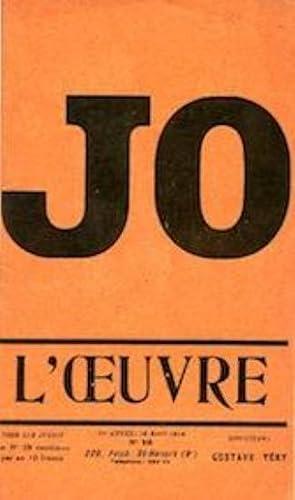 Luvre, directeur : Gustave Téry 11e année n°16 JO: Luvre (n°16, 11e année),