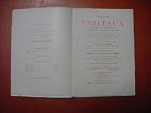 Catalogue des Tableaux anciens et modernes -: succession P.-A. Chéramy]