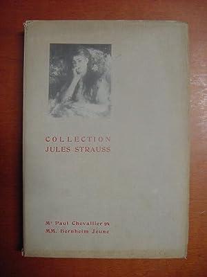 Catalogue des tableaux modernes et aquarelles [dont: collection Jules Strauss]