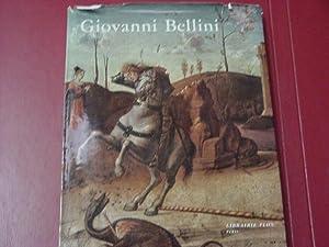 Giovanni Bellini.: BELLINI.-FIOCCO, G.