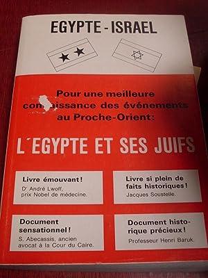 L'Égypte et ses Juifs: le temps révolu: MIZRAHI, M.